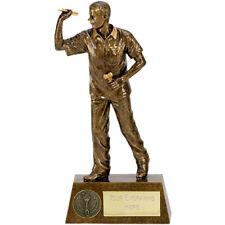 Dart Man Darts Trophy Competition Award *Optional engraving* A1258B
