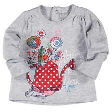 Boboli Camiseta Manga Larga Niñas Regadera de flor