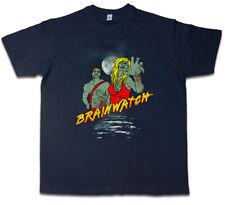 BRAINWATCH T-SHIRT The Walking Baywatch Fun Zombie Dead Rettungsschwimmer Malibu