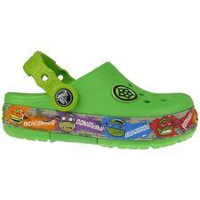 CROCS CrocsLights Teenage Mutant Ninja Turtles Clogs, LED Blinkfunktion Gr.24-35