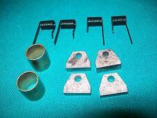AC Allis Chalmers B, CA WC WD45 Delco Starter Repair Kit 6 Volt Brushes bushings