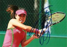 Ayumi Morita Tennis 5x7 PHOTO Signed Auto