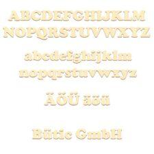Wunschtext / Schriftzug in Holz - Cooper Holz-Buchstaben in verschiedenen Größen