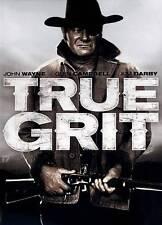 True Grit DVD John Wayne, Glenn Campbell, Kim Darby NEW & SEALED, FREE SHIPPING