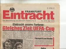 BL 78/79 Eintracht Frankfurt - Fortuna Düsseldorf
