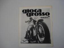 advertising Pubblicità 1969 MOTO GUZZI V7 V 7