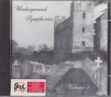 UNDERGROUND SYMPHONIES vol 1 CD compilation