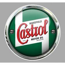 Sticker CASTROL Trompe-l'oeil°