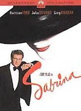 Sabrina (NEW DVD, 2002) Greg Kinnear, Harrison Ford, Julia Ormond