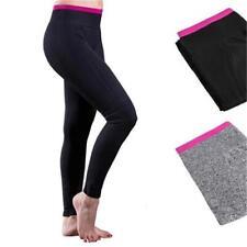 Damen Yoga Pants in XS / S Elastischer Bund Leggings Sport Hose Workout Laufhose