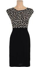 King Louie Kleid mod dress pearl Punkte Tupfen-Muster schwarz weiß 5152119