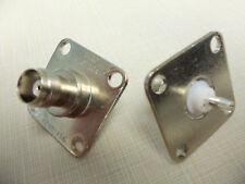 (1) Bird 43 Qc Wattmeter Connector 4240-156 Female Tnc