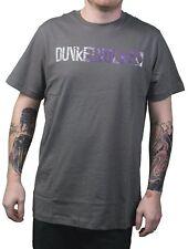 Dunkelvolk Gargoyle Gray Purple Papel Peruvian Street Wear Art Logo T-Shirt NWT