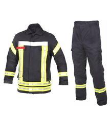 Feuerwehrjacke HuPF Teil 3 + Feuerwehrhose (DGUV Reflex wie Überjacke Überhose)