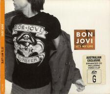It's My Life - Bon Jovi - Rock & Pop Music Used Single - CD