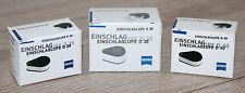 Zeiss Einschlaglupe D24 (6x) / D36 (9x/3x+6x) / D40 (10x) Lupe- magnifying glass