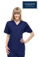 CHEROKEE Scrub Tunic 4700 Doctors/Nurses/Dental Top 17 Colours XS-3XL