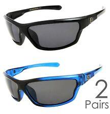 b8fa07694eaa 2 Pares Nitrogen Gafas de Sol Polarizadas Atletismo Pesca Gafas Escoge Tu  Color