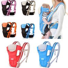 Breathable Ergonomic Infant Baby Adjustable Wrap Sling Newborn Backpack Carrier