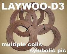 Laywood laywoo-d3 bois wood filament, l'original, Edu-Kit 0.5 KG, 1.75/3 MM.