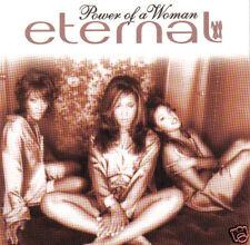 ETERNAL - Power Of A Woman (UK 13 Track CD Album)