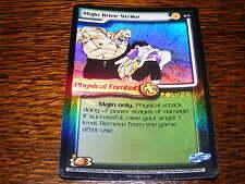 Majin Knee Strike Dragonball CCG DBZ - Foil -