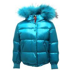 5391T piumino bimba FREEDOMDAY LAKE turchese jacket kid