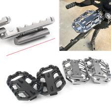 Front Foot Peg Pedals For BMW G310GS 17-18 R1200GS 13-17 S1000XR 15-17 R nine T