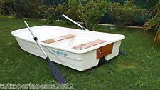 VERGAPLAST TENDER 245 CATAMARANO CARP FISHING BARCA CARPFISHING SPINNING BOAT