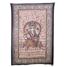 "kunst und magie cotinado Pared ""Ganesha"" Pañuelo Decorativo Colcha"