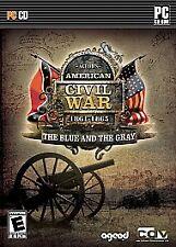 American Civil War 1861-1865, (Ageod/Matrix 2008). DRM-free. Free shipping
