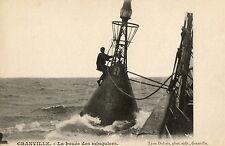 GRANVILLE (50) marine bouée des Minquiers gros plan