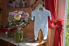 dors bien neuf  tartine et chocolat   taille 3 mois bleu pale ourson avec bebe p