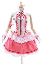 H-3349 talla M sao Asuna Sword Art Online set cosplay disfraz vestido costume anime