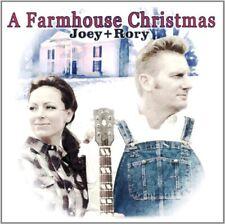 NEW A Farmhouse Christmas (Audio CD)