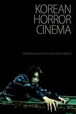 Korean Horror Cinema, Very Good, Daniel Martin, Alison Peirse Book