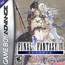 Final Fantasy IV Advance (Nintendo Game Boy Advance, 2005) GBA NEW