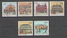 P5261 - GERMANIA 1991 - SERIE BENEFICENZA -UFFICI POSTALI  N 1395/03 - USATA