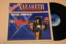 NAZARETH LP ROCK ANGELS GERMANY FONTANA EX !