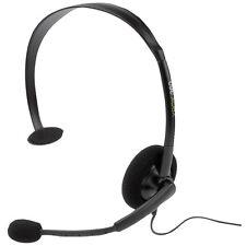 Microsoft Xbox 360 Headband Black Headband Headsets for Microsoft Xbox 360