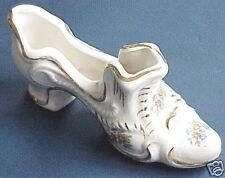 Beautiful Crown Stafford China Shoe Planter Usa