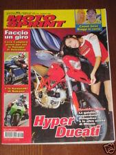MOTOSPRINT 2005/47 YAMAHA M1 YZF DUCATI HYPERMOTARD @@