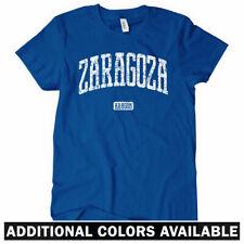 Zaragoza Women's T-shirt - Espana Spain Real Aragon Spanish - S to 2XL