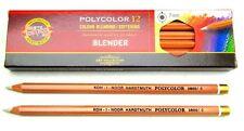 POLYCOLOR PENCIL BLENDER KOH-I-NOOR BLENDING COLORED SET 3800 ARTIST DRAWING NEW