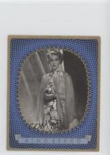 1937 Cigaretten Bilderdienst Bunte Filmbilder Series 2 #381 Aino Bergo Card 2h8