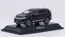 1/43 Dongfeng HONDA Original manufacturer,HONDA CRV alloy car model 3color 2017