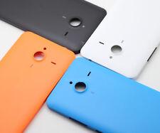 Per Nokia Lumia 640XL Microsoft BATTERIA RETRO COVER CUSTODIA CASE DI RICAMBIO