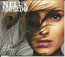 NELLY FURTADO Try w/ Bird ACOUSTIC & Powerless VIDEO CD