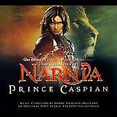 Chronicles Narnia Prince Caspian Digipak Harry Gregson-Williams CD Walt Disney