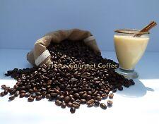 Eggnog sapore di Caffè Arabica 100% Bean o Ground coffee